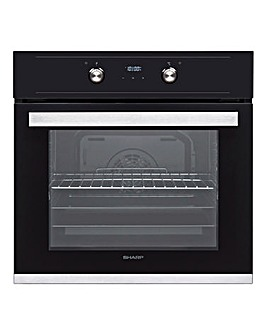 SHARP K-60DGS19BM1 9 function oven