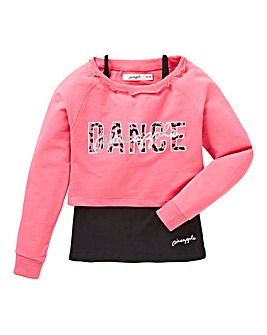 Pineapple Girls Double Layer Sweat