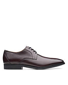 Clarks Gilman Lace Wide Fitting