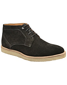 Frank Wright Ford Derby Boots