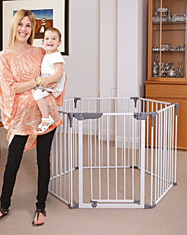 Dreambaby Metal 3in1 Playpen Gate