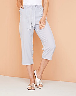Julipa Seersucker Trousers