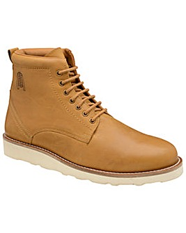 Frank Wright Luthor Lace Up Boots