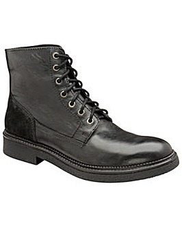 Frank Wright Hardy Military Ankle Boots