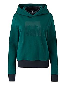 UNDER ARMOUR THREADBORNE FLEECE BLOCK HO