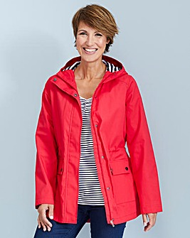 Julipa Nautical Jacket with Stripe Lining