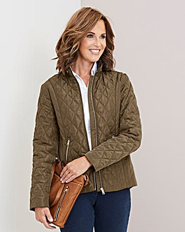 Dannimac Short Quilted Jacket