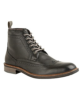 Lotus Aldridge Lace-Up Boots