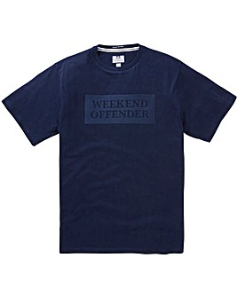 Weekend Offender Bishop T-Shirt Regular