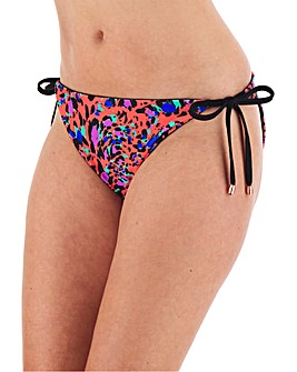 Reversible Tie Side Bikini Brief