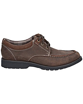 Hush Puppies Beauceron Mocc Toe Oxford