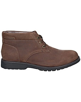 Hush Puppies Beauceron Chukka Boot