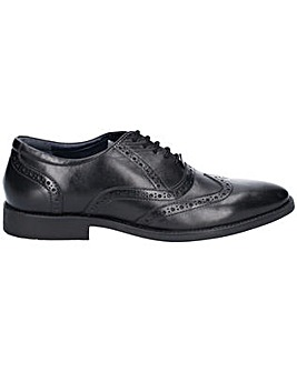 Hush Puppies Bruno Brogue Lace Up Shoe
