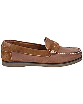 Hush Puppies Finn Slip On Shoe
