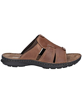 Hush Puppies Sid Mule Slip On Sandal