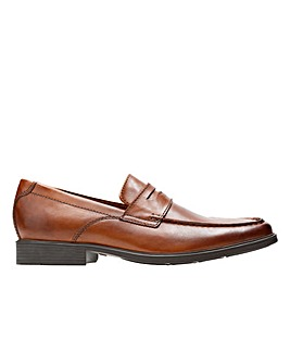 Clarks Tilden Way Wide Fitting