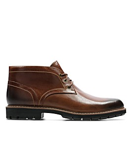 Clarks Batcombe Lo Wide Fitting