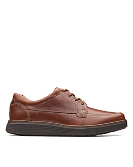 Clarks Unstructured Un Abode Ease Wide Fitting Shoes