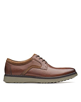 Clarks Un Geo Lace Wide Fitting