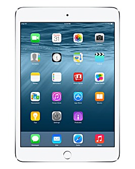iPad Mini 3 16GB Silver