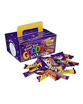 Cadbury Treat Size Box