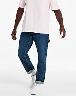 Midwash Straight Fit Carpenter Jean