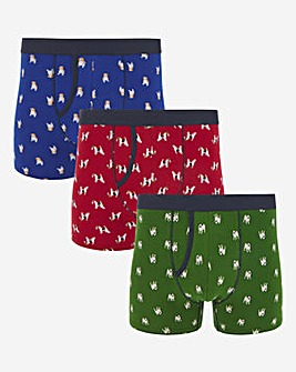 Pack of 3 A-Fronts