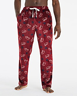 Polar Bear Fleece Loungepants