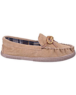 Cotswold Alberta Slip On Moccasin Slipper