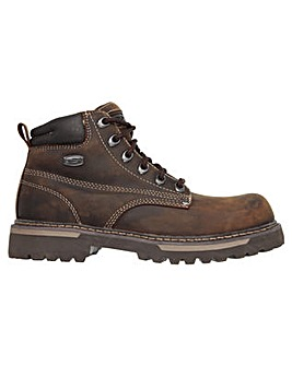 Men's Wide Fitting Boots - Big Sizes