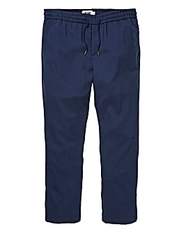 Jacamo Navy Smart Jogger 31in