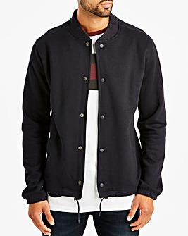 Navy Jersey Bomber Long