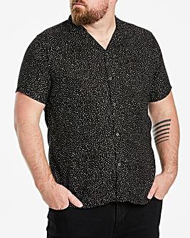 Revere Collar S/S Shirt