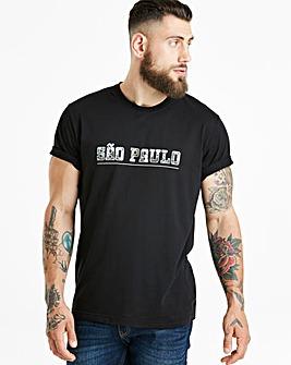 Jacamo Sao Paulo T-Shirt Long