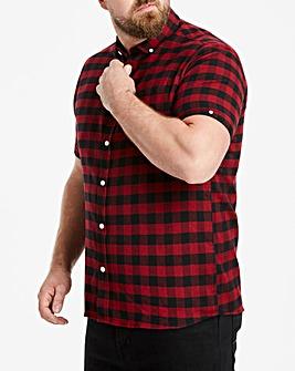 Red Buffalo Check S/S Shirt