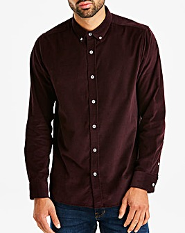 Jacamo Cord L/S Shirt Regular