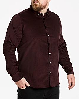 Jacamo Cord L/S Shirt Long