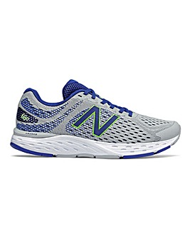 New Balance 680 Trainers Wide Fit