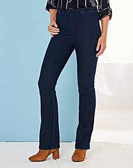 Bootcut Pull-On Jeggings Regular