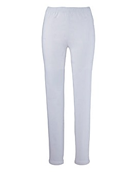 Elasticated Pull-On Slim Leg Jeggings