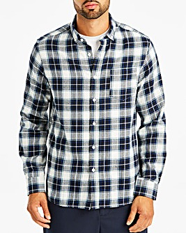 Jacamo Check Long Sleeve Shirt Long