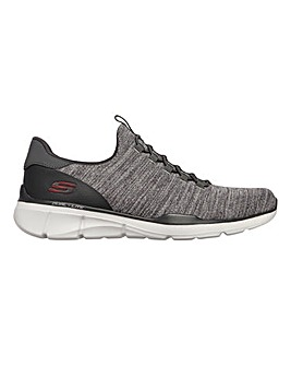Skechers Equalizer Emrick Trainers Extra Wide Fit