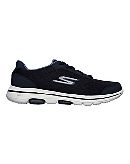 Skechers Go Walk 5 Qualify Trainers Extra Wide Fit