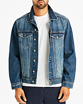 Jacamo Denim Jacket Regular