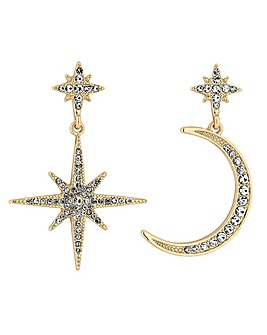 Mood Celestial Mis Match Earring