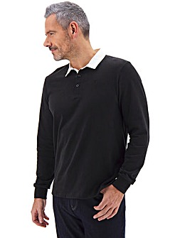 Long Sleeve Rugby Shirt Long