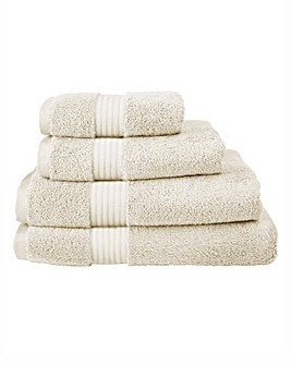 Pima Cotton Luxury Towel Range - Vanilla