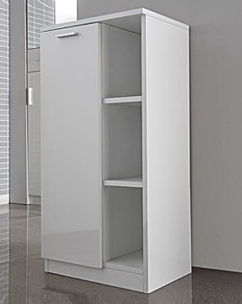 White Gloss Console Unit