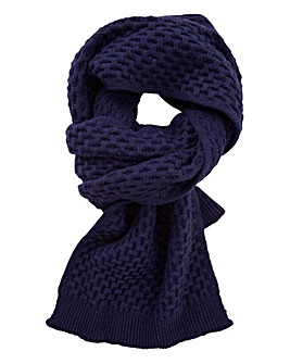 Sheldon Knitted Scarf