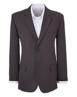 WILLIAMS & BROWN LONDON Plain Suit Jacket Short